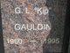 "Profile photo:  Gary Lee ""Kip"" Gauldin, II"
