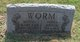 Mary Eva <I>Gardner</I> Worm