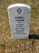 Profile photo:  James L Adams