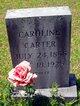 Caroline Carter