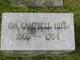 Profile photo:  Ida <I>Campbell</I> Hill