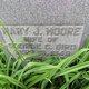Mary J <I>Moore</I> Bird