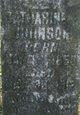 """Catherine Elizabeth """"Kitty"""" <I>Wilson</I> Johnson"""