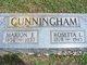 """Rosetta L """"Etta"""" <I>Pruitt</I> Cunningham"""