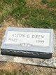 Profile photo:  Alton G. Drew
