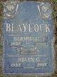 Profile photo:  Helen Charlene <I>Caldwell</I> Blaylock