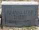 Johnny Lynn Darby