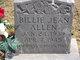 Billie Jean Allen