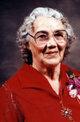 Profile photo:  Martha Agnes <I>Riley</I> Adams