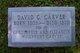 Profile photo:  David Chistopher Carver