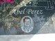 Profile photo:  Abel Perez