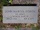 Profile photo:  John Marcel Robich