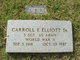 Profile photo:  Carroll Edward Elliott, Sr