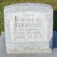 Profile photo:  Bertha May <I>Hackman</I> Fernsler