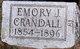 Emory Joseph Crandall