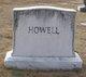 Martha Louise <I>Kendrick</I> Howell
