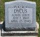 Profile photo:  A. L. Dycus
