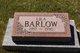 Lila Dorothy <I>Tucker</I> Barlow