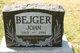 John Bejger