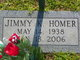 Profile photo:  Jimmy K. Homer
