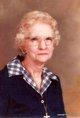 """Janette Stuart """"Jennie"""" <I>Erichsen</I> Harrison"""