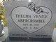 Thelma Venice Abercrombie