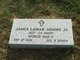 James Lamar Adams, Jr