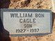 William (Billy) Bon Cagle