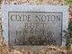 Profile photo:  Clyde Noton Burt