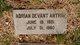 Profile photo:  Adrian Erwin <I>Davant</I> Antrim