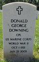 Profile photo:  Donald George Downing