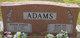 Homer Edward Adams