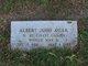 Albert Judd Agar
