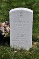 Maj Eugene Roy Hoppe