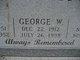 George William Phillips