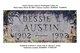 Profile photo:  Dessie Lucille <I>Knisley</I> Austin Hall