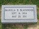 Manilla Belle <I>Huddleston</I> Blackwood