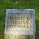 Harriet E. <I>Vanderhoof</I> Redmond