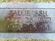 Sallie Ash