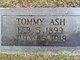 Tommie Ash