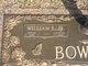"William Edgar ""Bill"" Bowman, Jr"