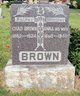 Anna Martha <I>James</I> Brown