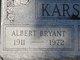 """Albert Bryant """"Bill"""" Karsner"""