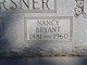 Nancy Belle <I>Bryant</I> Karsner