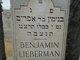 Benjamin Lieberman