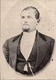 "Profile photo:  Alfred Monterville Clinton ""Mont"" Fought"