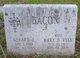 Mary H. <I>Ryan</I> Bacon