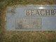 Myrtle <I>Haney</I> Beachboard