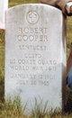 """Robert """" """" <I> </I> Cooper"""