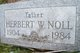Herbert W Noll